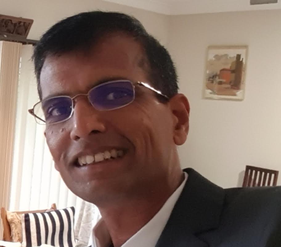 Ravi Krish