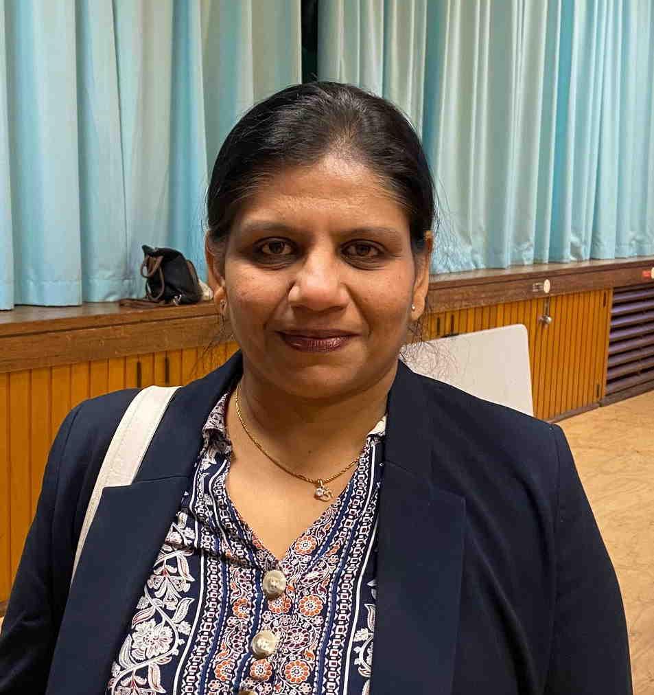Mrs Sejal Patel