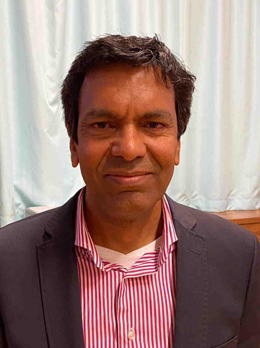 DR SHANTI REDDY